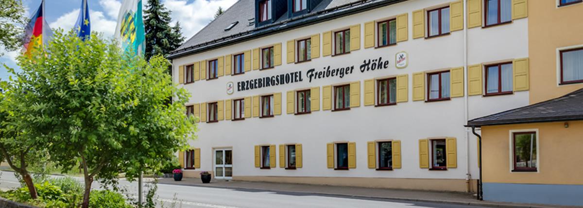 Erzgebirgshotel Freiberger Höhe - All Inklusiv Hotel