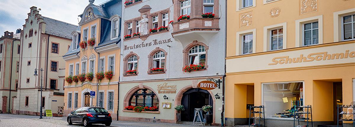 Hotel Deutsches Haus - Hochschulstadt Mittweida