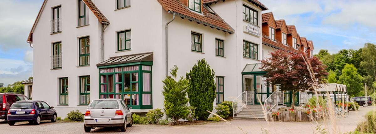 Hotel Zwickau-Mosel - am VW Werk Zwickau