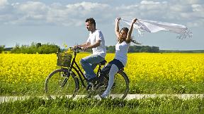 Erkunden Sie Ostholstein mit dem Fahrrad und genießen Sie die Ostsee
