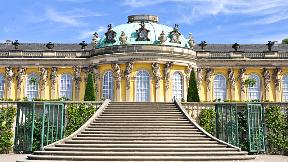 Potsdam mit Schloss Sanssouci entdecken – Kurzurlaub ganz ohne Sorgen