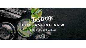 """Samstag, 04.09.2021 """" Gin Tasting NRW"""""""
