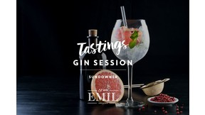 "Samstag, 12.06.2021 ""Sundowner Gin Session"""