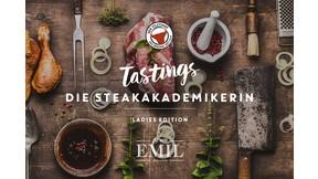"""Freitag, 13.08.2021 """"Ladies Edition: die Steakakademikerin"""""""