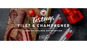"""Samstag, 30.10.2021 """"Filet & Champagner"""""""