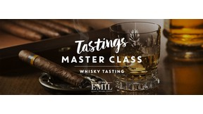 "Samstag, 27.11.2021 ""Master Class Whisky Tasting"""