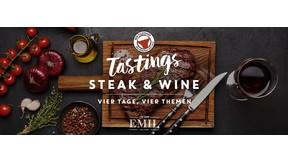 "Samstag, 15.05.2021 ""Steak & Wine"""