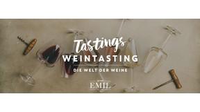 """Samstag, 06.03.2021 """"Wein-Tasting: auchtochtone Rebsorten"""""""