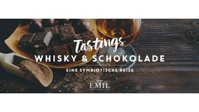 """Freitag, 12.11.2021 """"Tasting: Whisky & Schokolade"""""""