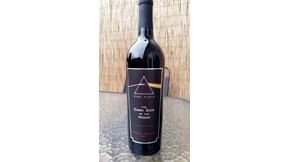 "2011 ""The Dark Side of the Moon"" Cabernet Sauvignon, Pink Floyyd, Wines that Rock, Kalifornien"