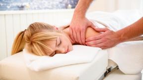 Rückenmassage (25 Min.)