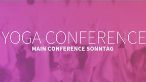 Ticket Yoga Conference Main II