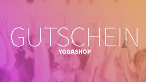 Gutschein Yogashop