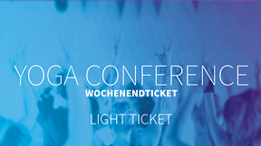 Yoga Conference Light Ticket