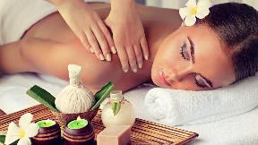 Aroma-Öl-Massage 60 Minuten