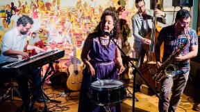 Percussion UND Rhythmus für Sänger*innen 28.04.2019