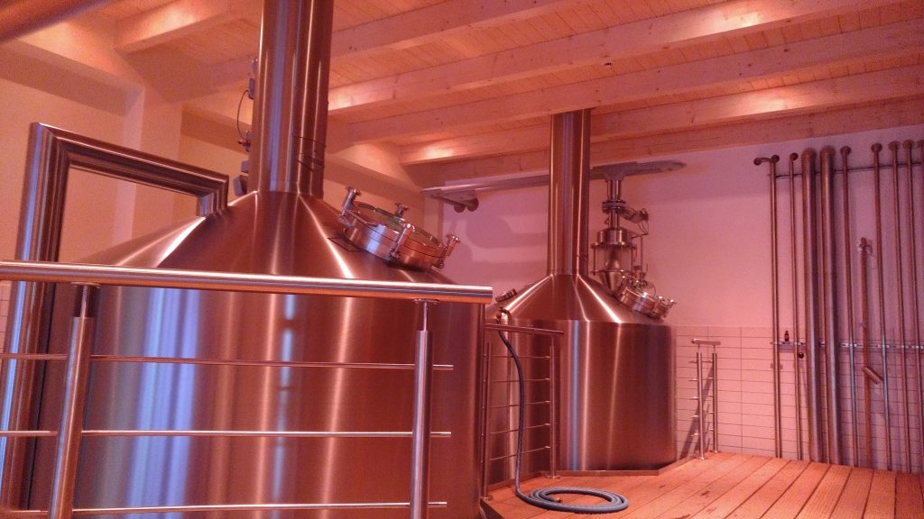 Brauereibesichtigungen